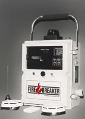 FireBreaker - Wireless Fire Detection System