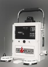 FireBreaker - Wireless Fire Detection System