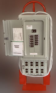 Portable Power Panel