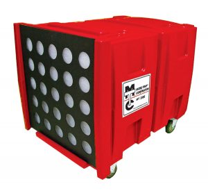 MT2000 premium quality negative air filtration system